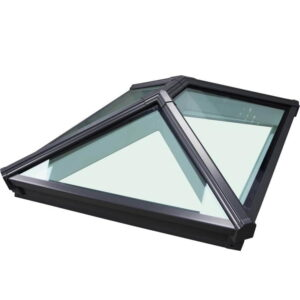 Order Korniche roof lantern with aqua glazing