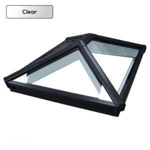 Clear glazed Korniche roof lantern